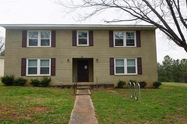 201 Chandler Drive Apt 22 C, Gaffney, SC 29340 (#269223) :: Connie Rice and Partners
