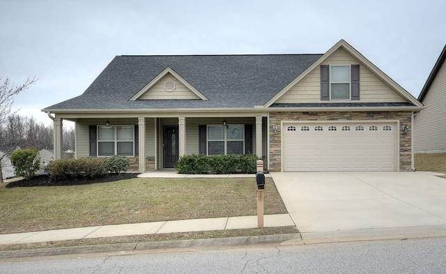 605 Cordelia Court, Boiling Springs, SC 29316 (#269390) :: Connie Rice and Partners