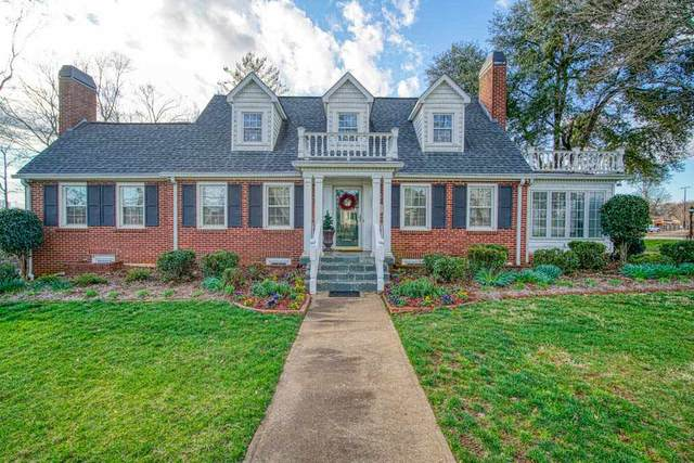 115 S Spencer St, Duncan, SC 29334 (#269405) :: Connie Rice and Partners