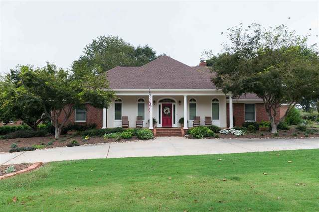 134 River Falls Drive, Duncan, SC 29334 (#269412) :: Connie Rice and Partners
