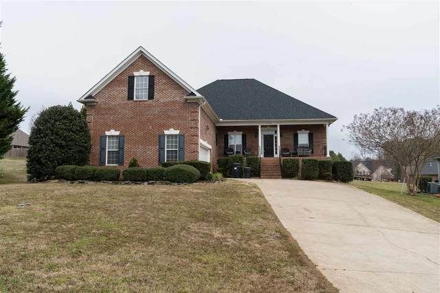 208 W Coosaw Court, Roebuck, SC 29376 (#269437) :: Century 21 Blackwell & Co. Realty, Inc.