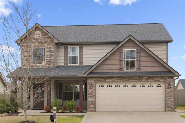 607 Marchbanks Road, Boiling Springs, SC 29316 (#269458) :: Connie Rice and Partners