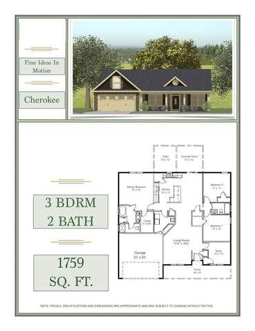 2559 Foster Road Lot 4, Inman, SC 29349 (#269774) :: Century 21 Blackwell & Co. Realty, Inc.