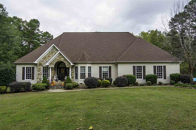 1112 Casey Road, Woodruff, SC 29388 (#269782) :: Connie Rice and Partners