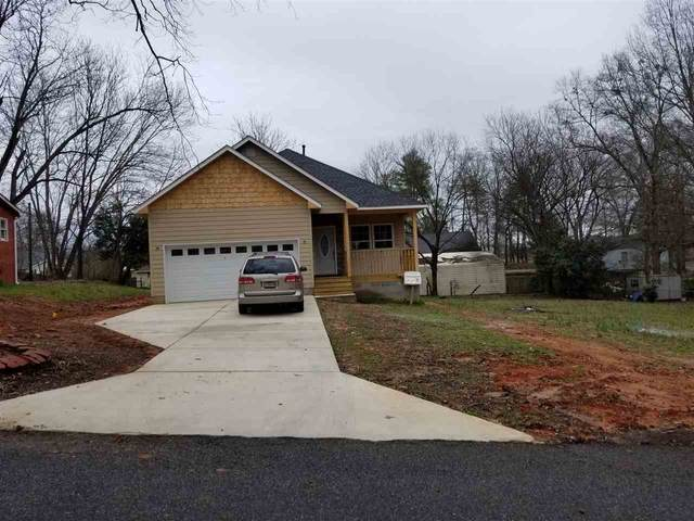 407 S Lyles, Landrum, SC 29356 (#269789) :: Connie Rice and Partners