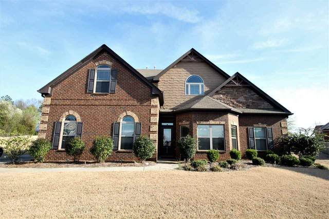 910 Fenway Court, Boiling Springs, SC 29316 (#269808) :: Connie Rice and Partners