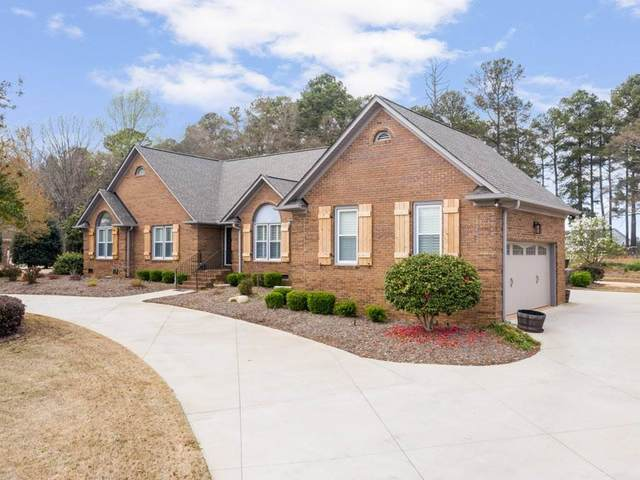113 River Falls Drive, Duncan, SC 29334 (#269875) :: Connie Rice and Partners