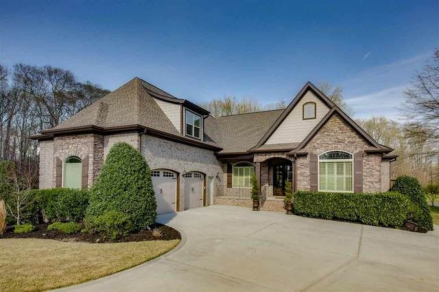 370 Winesap Rd, Duncan, SC 29334 (#269905) :: Connie Rice and Partners