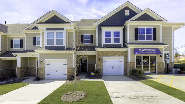 404 Yellow Fox Road, Greer, SC 29650 (#269963) :: Connie Rice and Partners