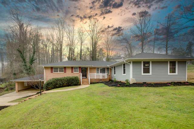 813 Brookdale Drive, Greer, SC 29651 (#269972) :: Connie Rice and Partners