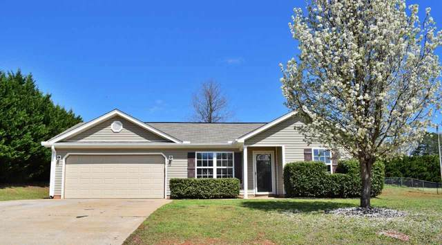 5 Avis Ct., Greer, SC 29651 (#269996) :: Connie Rice and Partners