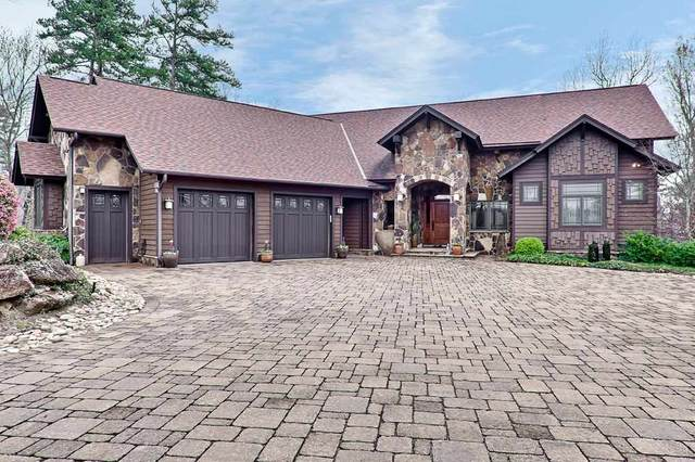 470 Highridge Parkway, Marietta, SC 29661 (#270020) :: Connie Rice and Partners