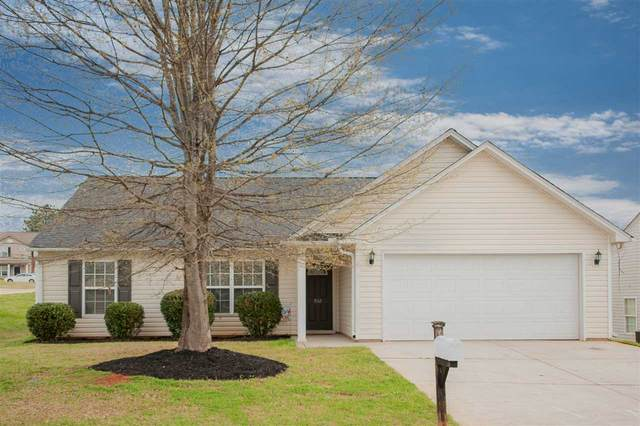 932 Mary Grace Lane, Duncan, SC 29334 (#270066) :: Connie Rice and Partners