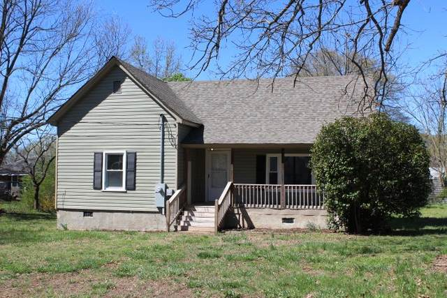 506 S Georgia Ave, Chesnee, SC 29323 (#270070) :: Century 21 Blackwell & Co. Realty, Inc.