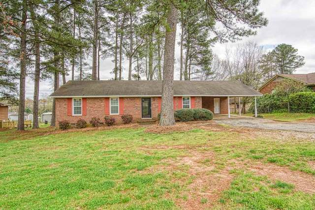 1307 Springfield Road, Boiling Springs, SC 29316 (#270080) :: Century 21 Blackwell & Co. Realty, Inc.
