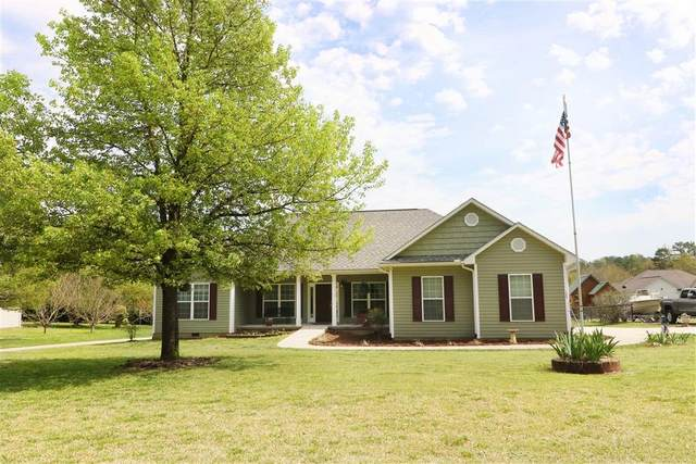 184 Crow Road, Inman, SC 29349 (#270086) :: Connie Rice and Partners