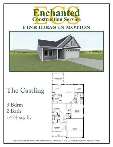 215 Bertha Burns Rd Lot 13, Inman, SC 29349 (#270109) :: Century 21 Blackwell & Co. Realty, Inc.