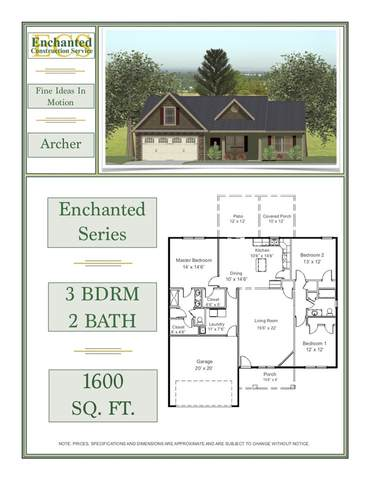 227 Bertha Burns Rd Lot 18, Inman, SC 29349 (#270111) :: Connie Rice and Partners