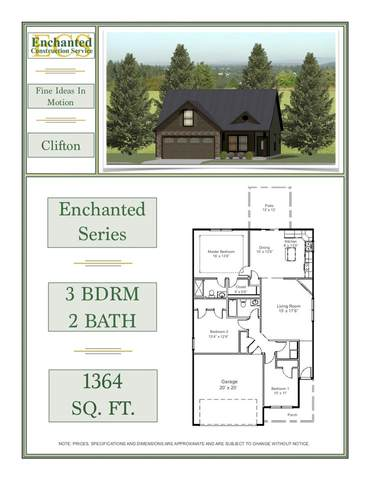 211 Bertha Burns Rd Lot 11, Inman, SC 29349 (#270112) :: Connie Rice and Partners
