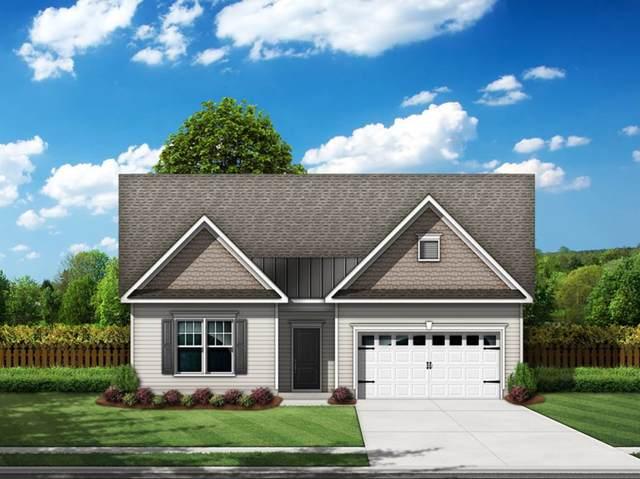 460 White Peach Way Homesite 40, Duncan, SC 29334 (#270120) :: Century 21 Blackwell & Co. Realty, Inc.