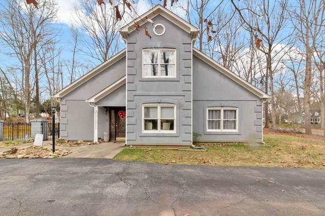 1231 Deerfield Drive, Spartanburg, SC 29302 (#270130) :: Century 21 Blackwell & Co. Realty, Inc.