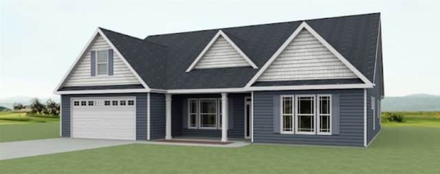 141 Weatherly Road Lot 1, Inman, SC 29349 (#270223) :: Connie Rice and Partners