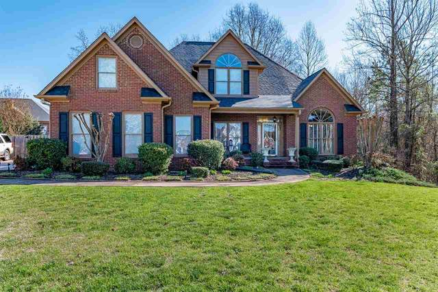 204 S Carleila Lake Way, Spartanburg, SC 29307 (#270234) :: Connie Rice and Partners