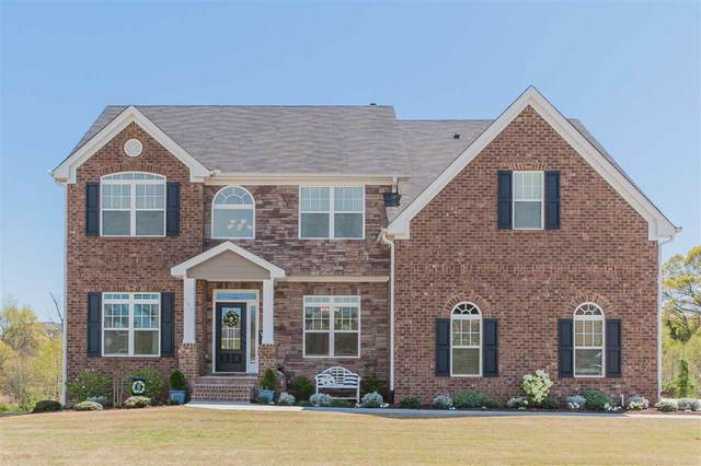 136 Harbrooke Circle, Greer, SC 29651 (#270266) :: Connie Rice and Partners
