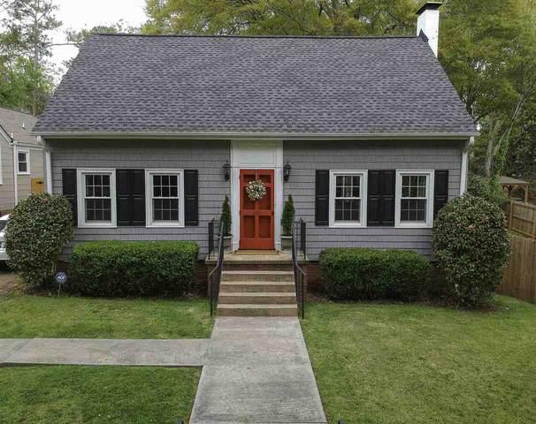 740 Springdale Drive, Spartanburg, SC 29302 (MLS #270288) :: Prime Realty