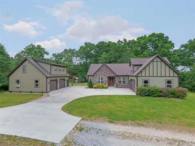 4325 N Blue Ridge Drive, Taylors, SC 29687 (#271292) :: Century 21 Blackwell & Co. Realty, Inc.