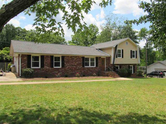27 Primrose Drive, Spartanburg, SC 29301 (#271294) :: Century 21 Blackwell & Co. Realty, Inc.