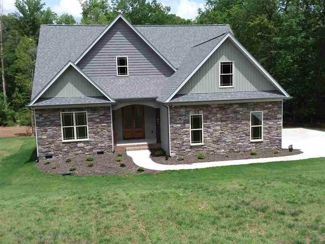461 Rebel Ridge Rd, Lyman, SC 29365 (#271483) :: Century 21 Blackwell & Co. Realty, Inc.