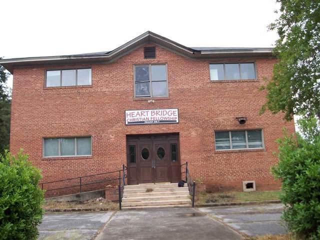 3305 Old Georgia Hwy, Gaffney, SC 29340 (#271733) :: Century 21 Blackwell & Co. Realty, Inc.