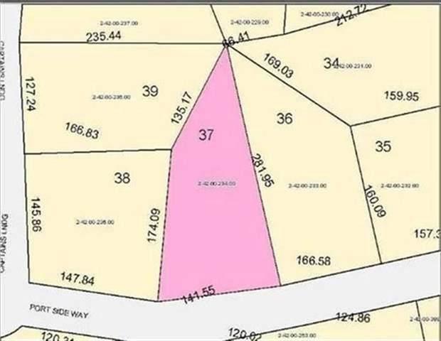 Lot 37 212 Port Side Way, Inman, SC 29349 (#271734) :: Century 21 Blackwell & Co. Realty, Inc.