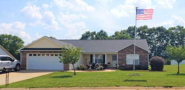240 Sweetgrass Drive, Chesnee, SC 29323 (#271792) :: Century 21 Blackwell & Co. Realty, Inc.