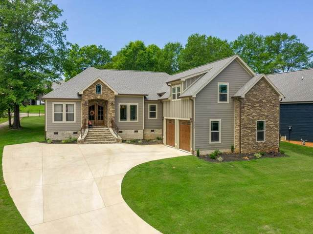 343 Copper Creek Cir, Inman, SC 29349 (#272044) :: DeYoung & Company