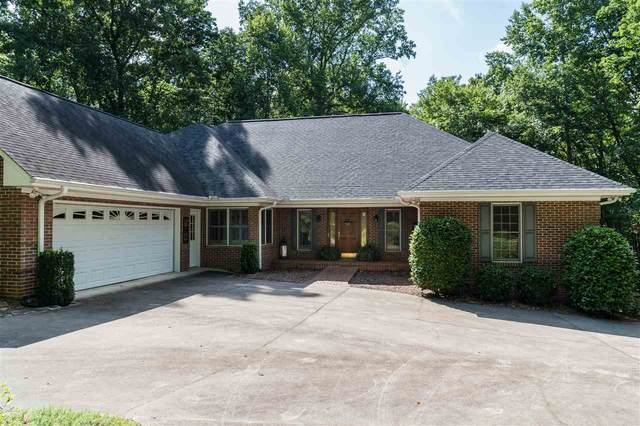280 Earles Fort Road, Landrum, SC 29356 (#272055) :: Century 21 Blackwell & Co. Realty, Inc.