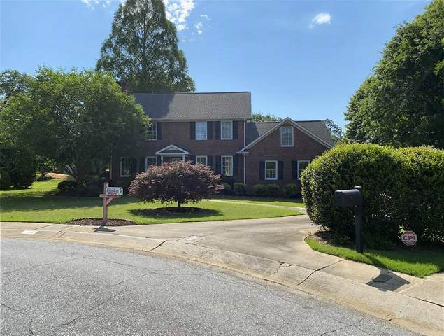 119 Gable Ct, Spartanburg, SC 29307 (#272299) :: Century 21 Blackwell & Co. Realty, Inc.
