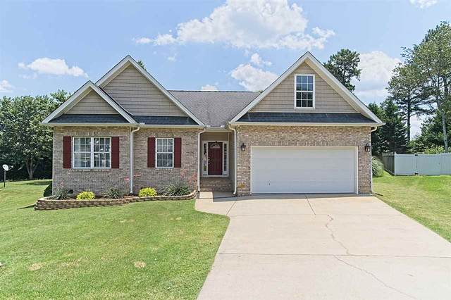 321 Bradberry Way, Boiling Springs, SC 29316 (#272330) :: Century 21 Blackwell & Co. Realty, Inc.