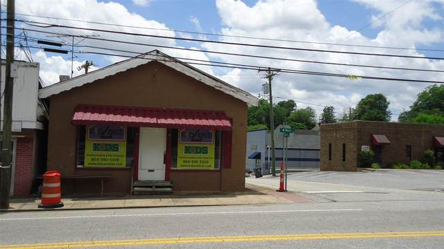 151 W Main Street, Duncan, SC 29334 (MLS #272389) :: Prime Realty