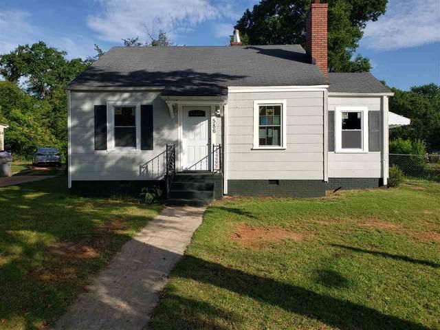 586 John B. White Sr. Blvd, Spartanburg, SC 29306 (#272482) :: Century 21 Blackwell & Co. Realty, Inc.