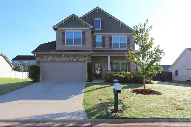 318 Slate Drive, Boiling Springs, SC 29316 (#272488) :: Century 21 Blackwell & Co. Realty, Inc.