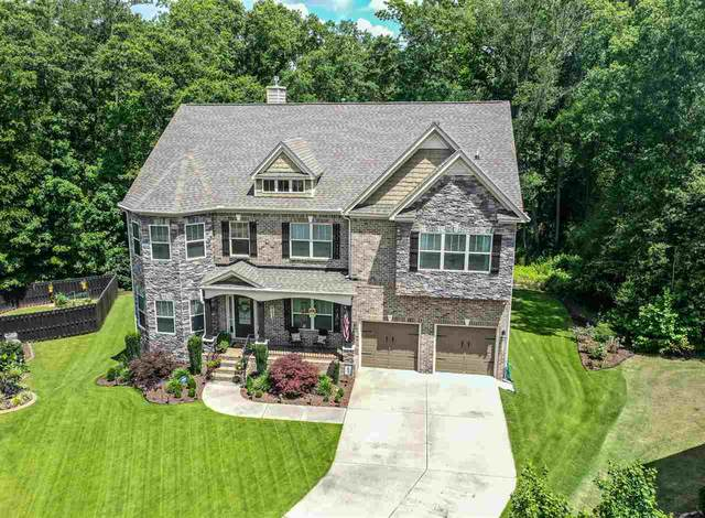 160 Sea Harbour Way, Simpsonville, SC 29681 (#272547) :: Century 21 Blackwell & Co. Realty, Inc.