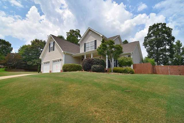 31 Chalice Hill Lane, Travelers Rest, SC 29690 (MLS #272567) :: Prime Realty