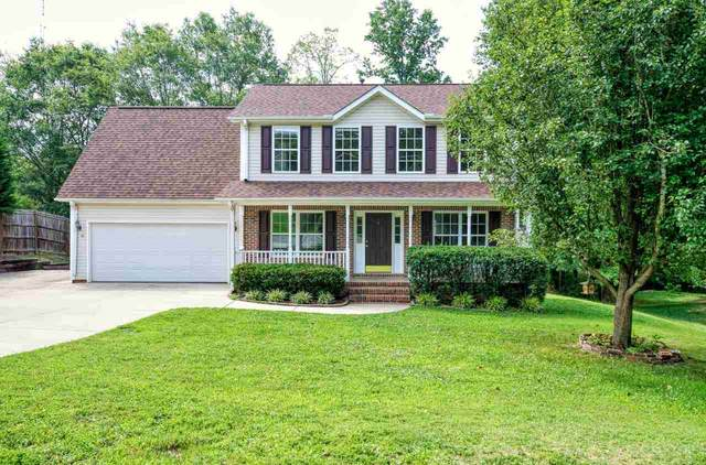 102 Ayersdale Drive, Taylors, SC 29687 (MLS #272598) :: Prime Realty