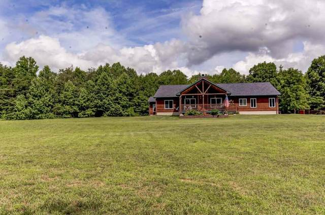 211 Red Hill Road, Landrum, SC 29356 (MLS #272623) :: Prime Realty