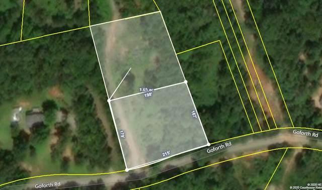 225 Goforth  Rd, Landrum, SC 29356 (MLS #272675) :: Prime Realty