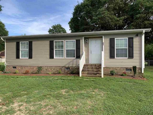 203 Holly Springs Rd, Inman, SC 29349 (MLS #272694) :: Prime Realty