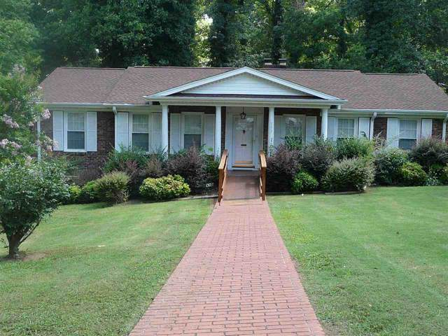 137 Tanglewylde Dr, Spartanburg, SC 29301 (#272726) :: DeYoung & Company