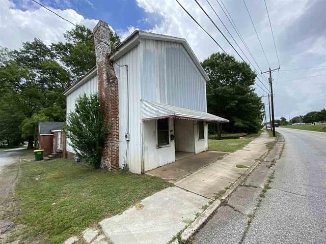 149 N Main Street, Belton, SC 29627 (#272761) :: Expert Real Estate Team